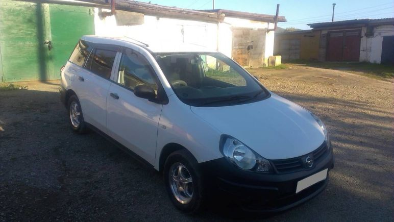 Nissan AD, 2009 год, 295 000 руб.