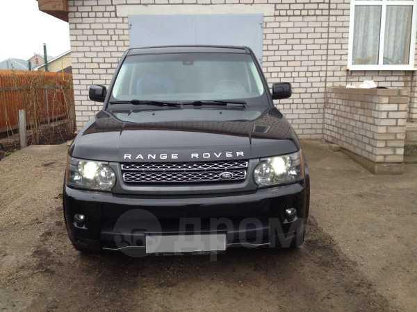 Land Rover Range Rover Sport, 2010 год, 1 600 000 руб.