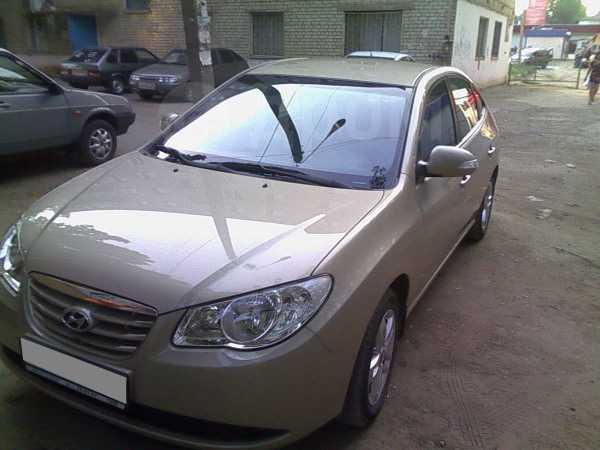 Hyundai Elantra, 2010 год, 415 000 руб.