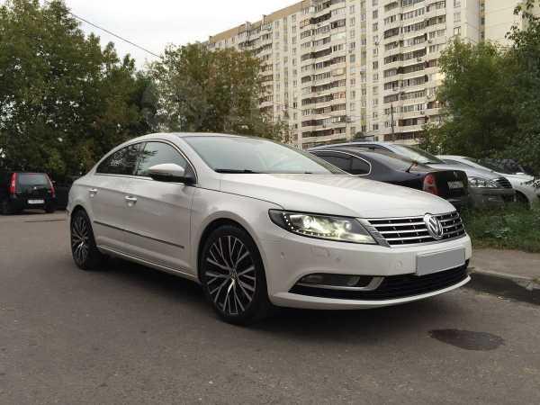 Volkswagen Passat CC, 2012 год, 1 090 000 руб.