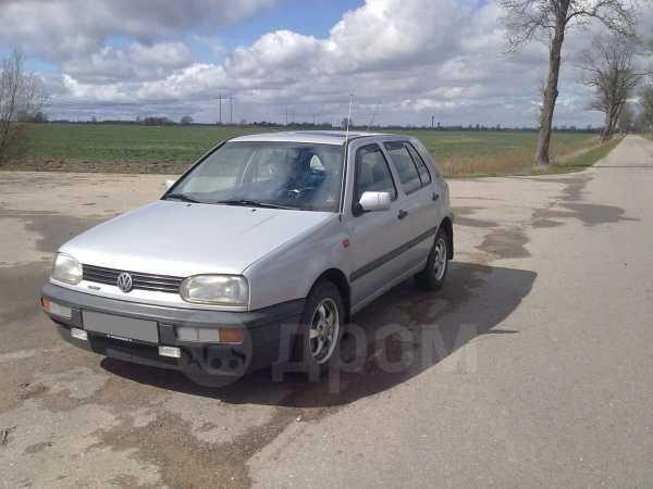 Volkswagen Golf, 1994 год, 160 000 руб.