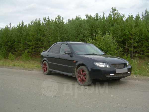 Mazda 323, 2003 год, 220 000 руб.