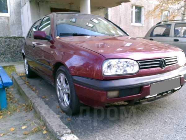 Volkswagen Golf, 1997 год, 115 000 руб.