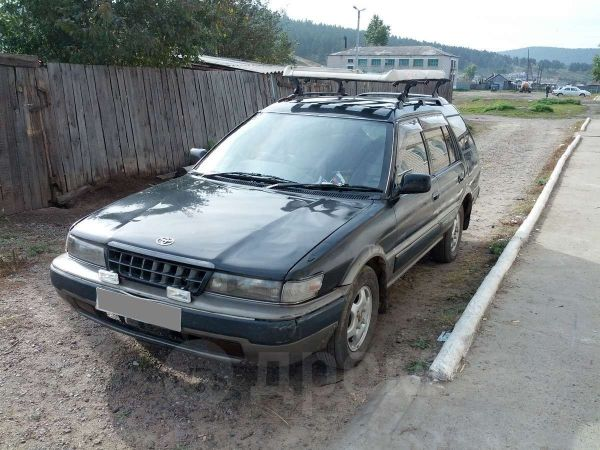 Toyota Sprinter Carib, 1992 год, 110 000 руб.