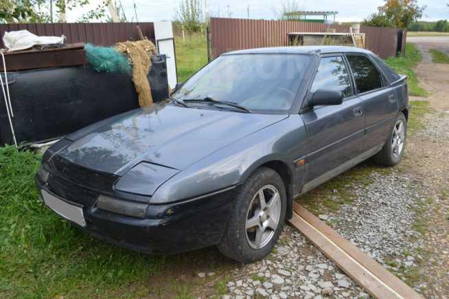 Mazda 323F, 1991 год, 70 000 руб.