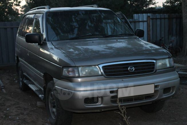 Mazda MPV, 1998 год, 200 000 руб.