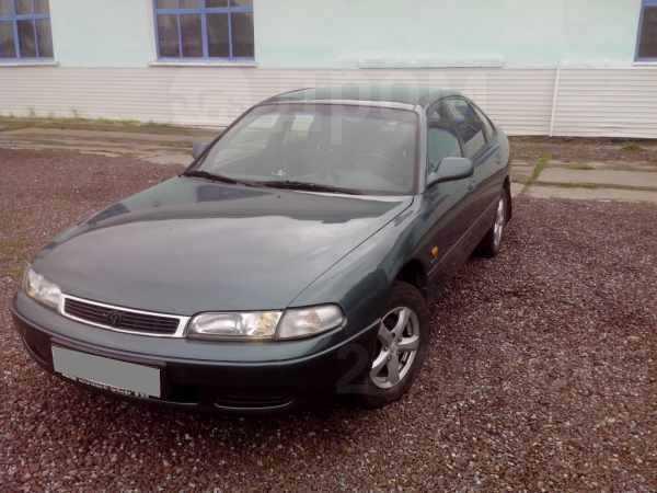 Mazda 626, 1996 год, 165 000 руб.