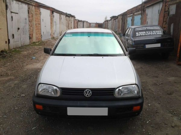 Volkswagen Golf, 1995 год, 110 000 руб.