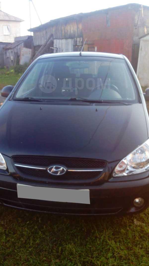 Hyundai Getz, 2010 год, 340 000 руб.