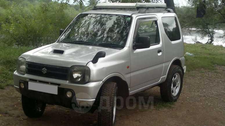Suzuki Jimny, 2005 год, 300 000 руб.