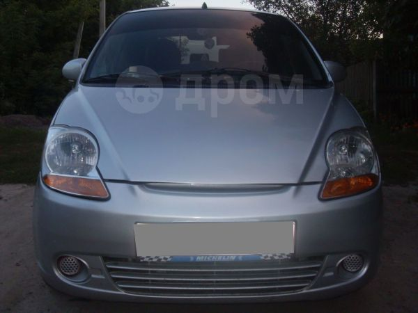 Chevrolet Spark, 2006 год, 165 000 руб.