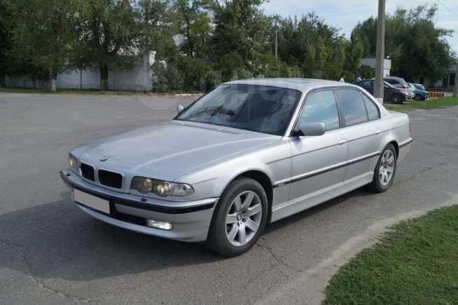 BMW 7-Series, 2001 год, 400 000 руб.