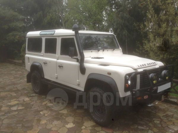Land Rover Defender, 2008 год, 915 000 руб.