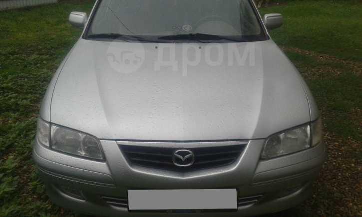 Mazda 626, 2000 год, 210 000 руб.