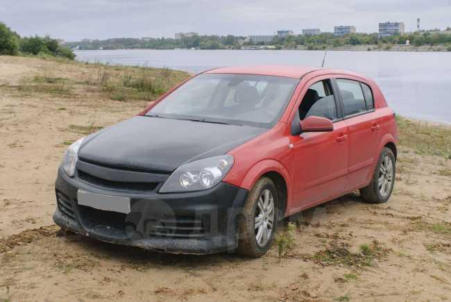 Opel Astra, 2007 год, 260 000 руб.