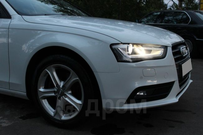 Audi A4, 2012 год, 990 000 руб.