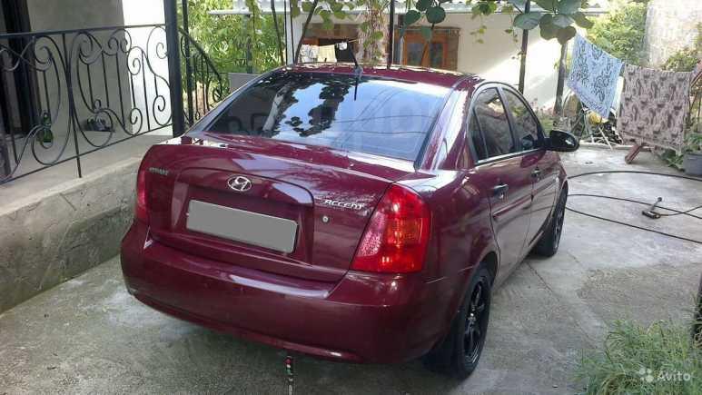 Hyundai Accent, 2007 год, 340 000 руб.