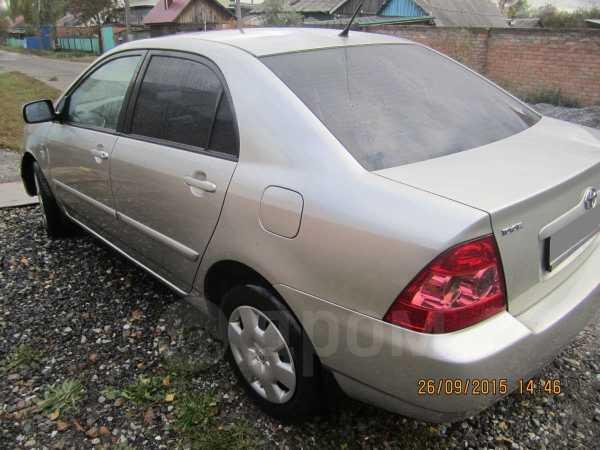 Toyota Corolla, 2005 год, 430 000 руб.