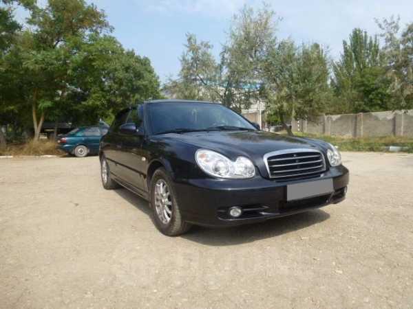Hyundai Sonata, 2005 год, 255 000 руб.