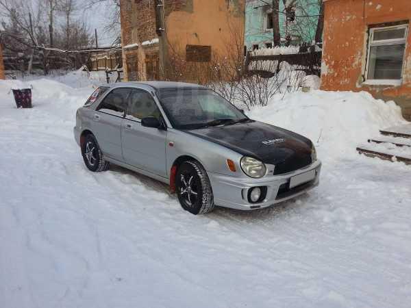 Subaru Impreza, 2001 год, 230 000 руб.
