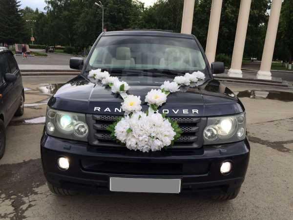 Land Rover Range Rover Sport, 2005 год, 740 000 руб.