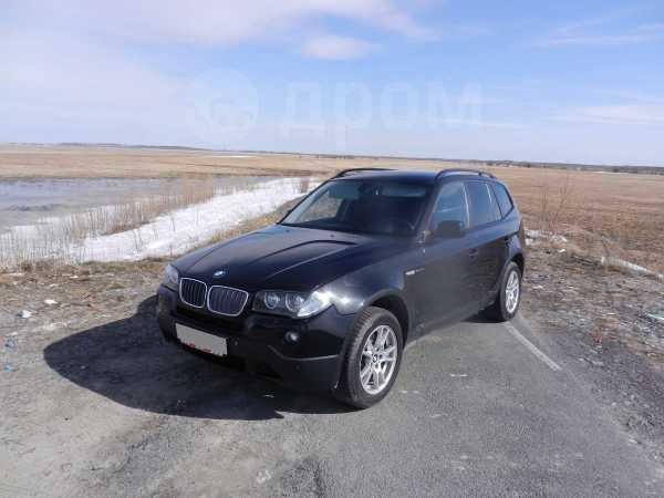 BMW X3, 2007 год, 900 000 руб.