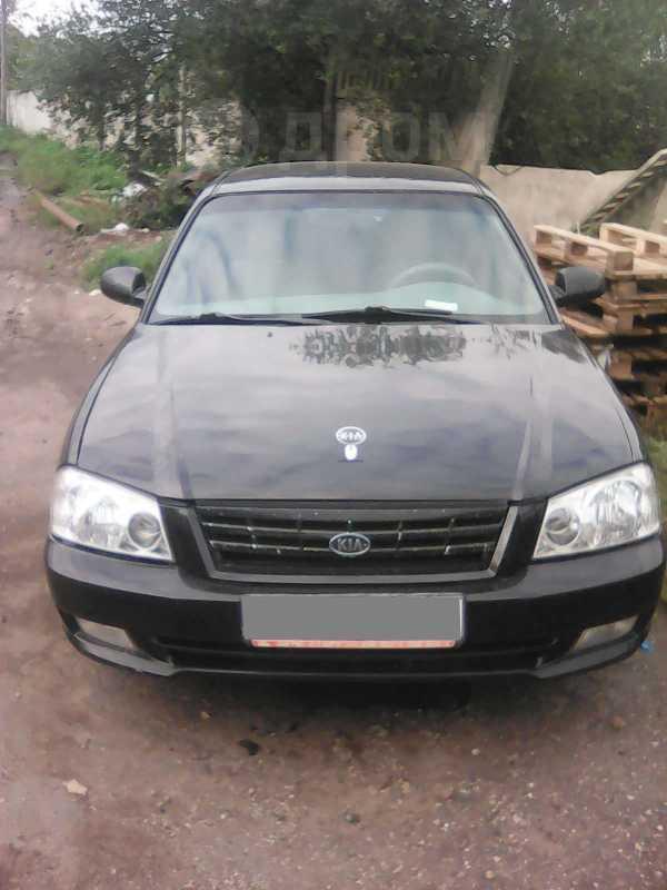 Kia Magentis, 2002 год, 140 000 руб.