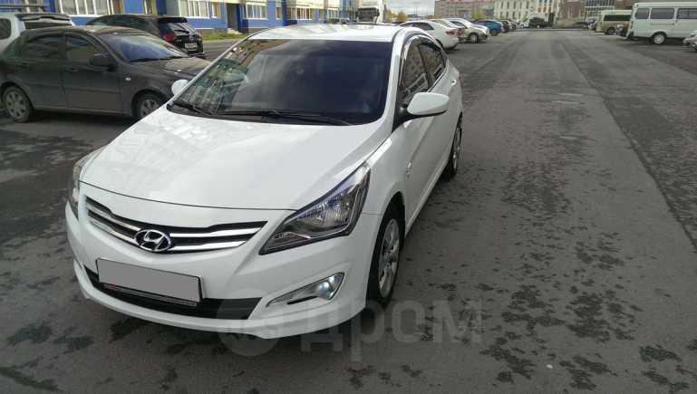 Hyundai Solaris, 2014 год, 650 000 руб.