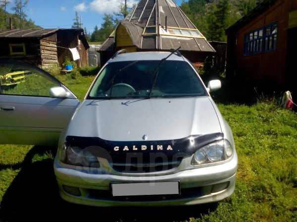 Toyota Caldina, 1997 год, 240 000 руб.