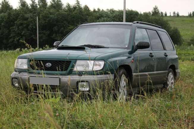Subaru Forester, 1999 год, 299 000 руб.