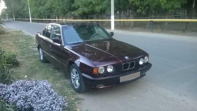 BMW 5-Series, 1992 год, 190 000 руб.
