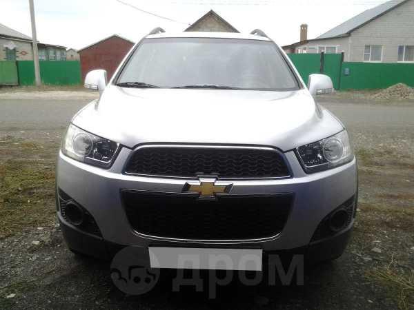 Chevrolet Captiva, 2012 год, 1 000 000 руб.
