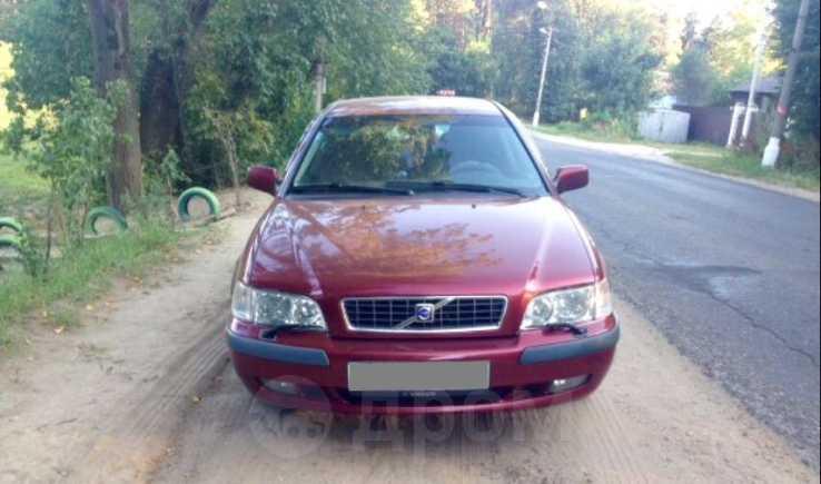 Volvo S40, 2003 год, 300 000 руб.
