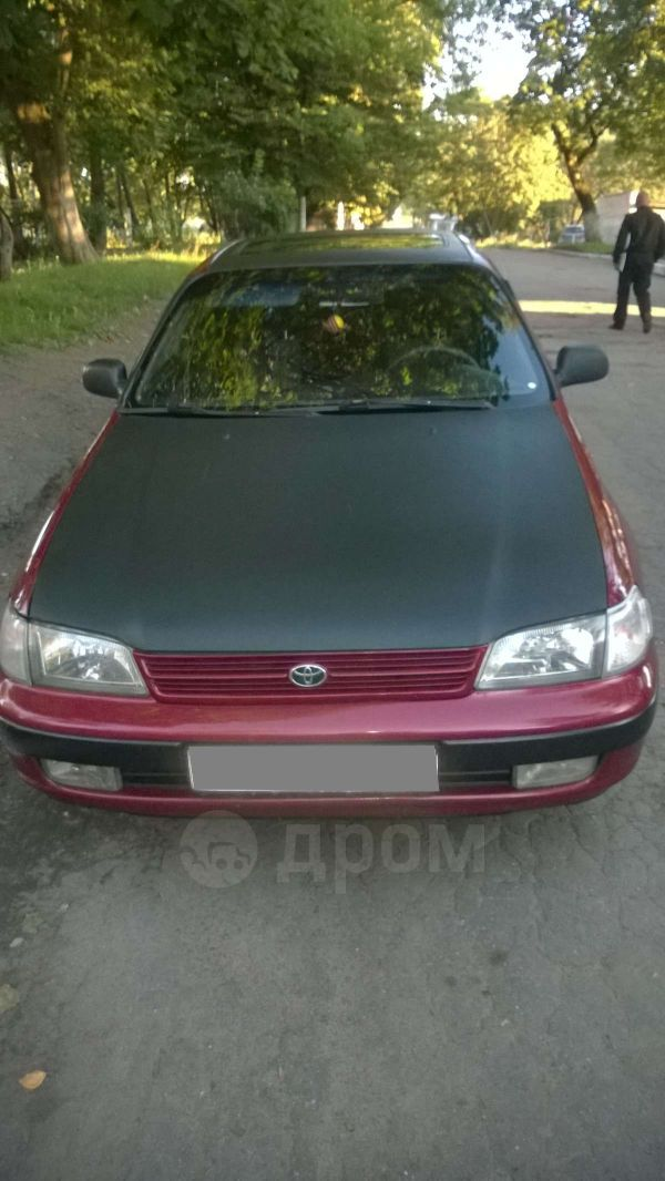 Toyota Carina E, 1994 год, 129 000 руб.