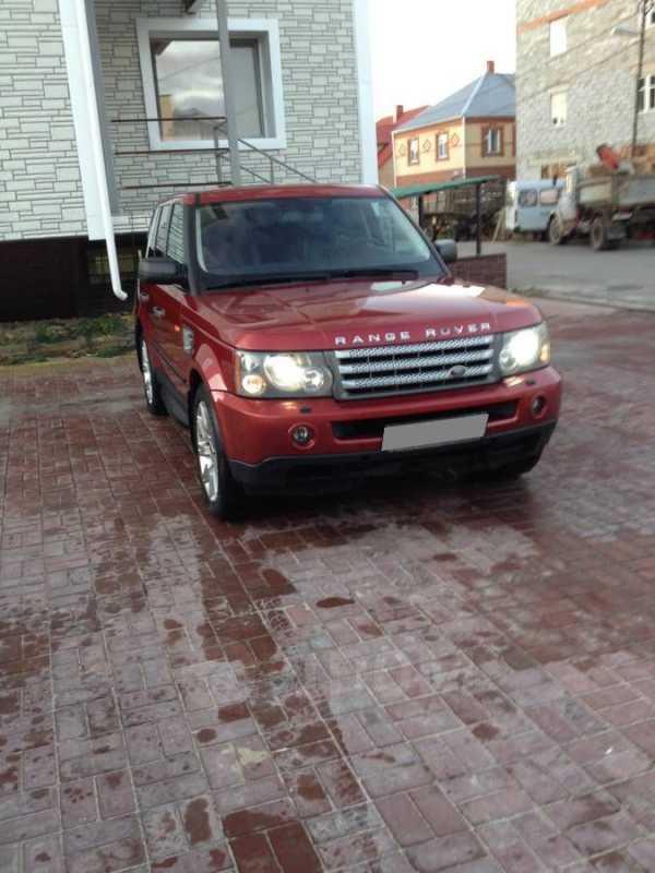 Land Rover Range Rover Sport, 2008 год, 1 220 000 руб.
