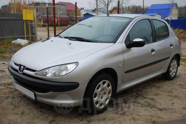 Peugeot 206, 2008 год, 260 000 руб.