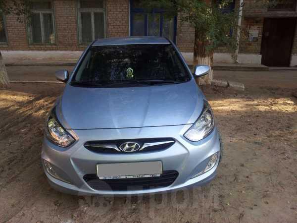 Hyundai Solaris, 2012 год, 550 000 руб.