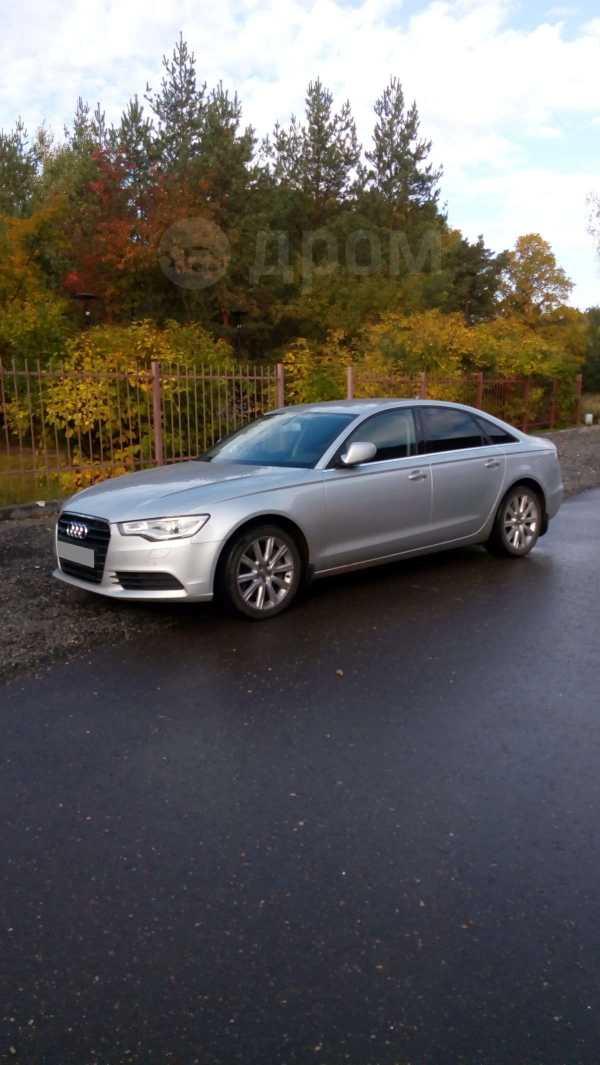 Audi A6, 2011 год, 1 250 000 руб.
