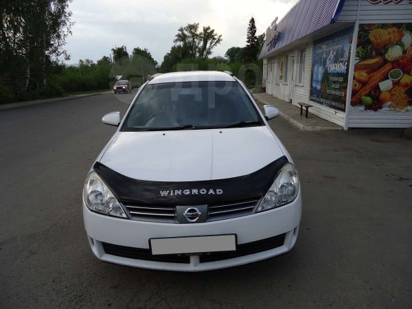 Nissan Wingroad, 2002 год, 195 000 руб.