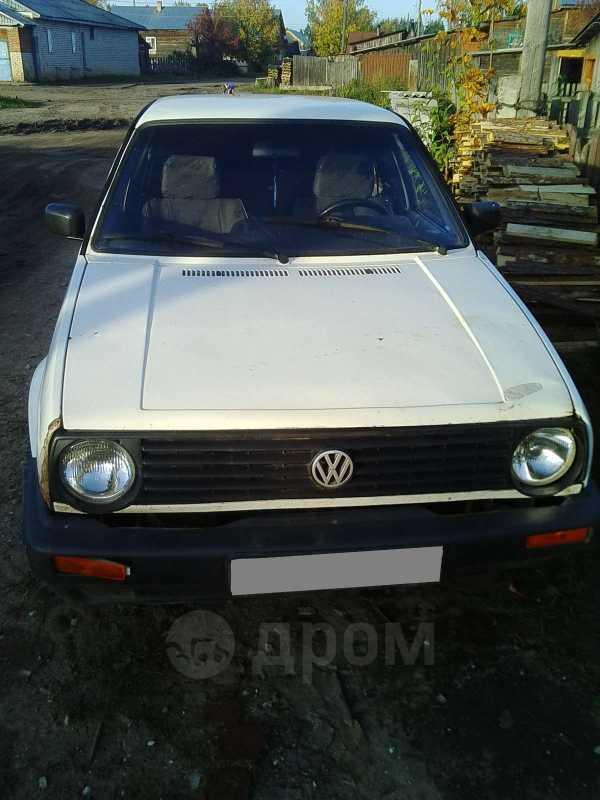 Volkswagen Golf, 1989 год, 40 000 руб.