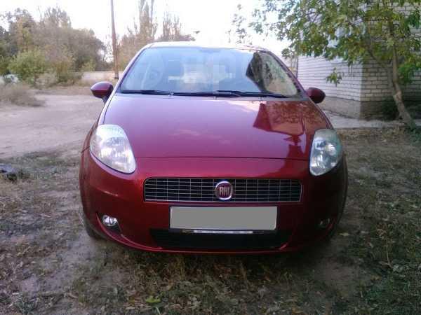 Fiat Grande Punto, 2008 год, 275 000 руб.