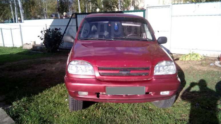 Chevrolet Niva, 2007 год, 180 000 руб.