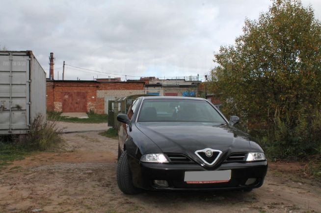 Alfa Romeo 166, 2001 год, 240 000 руб.