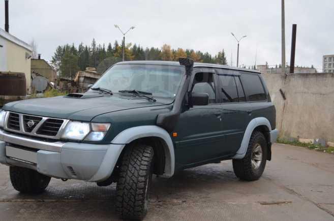 Nissan Patrol, 2003 год, 530 000 руб.