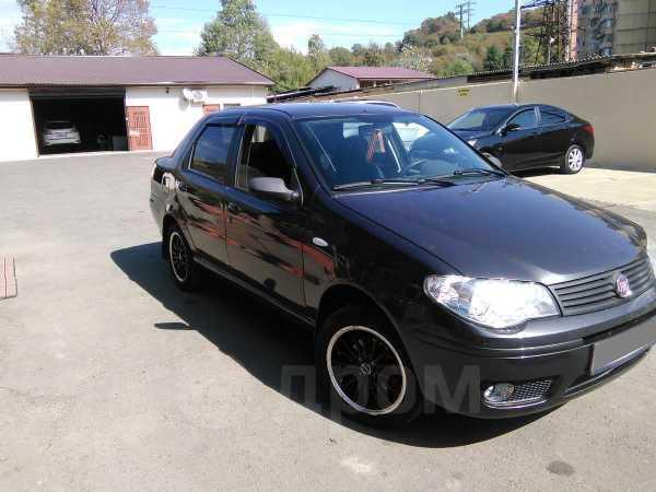 Fiat Albea, 2008 год, 240 000 руб.
