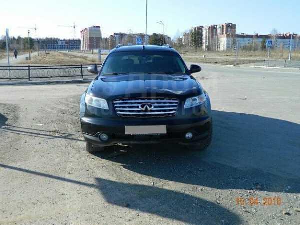 Infiniti FX35, 2003 год, 650 000 руб.