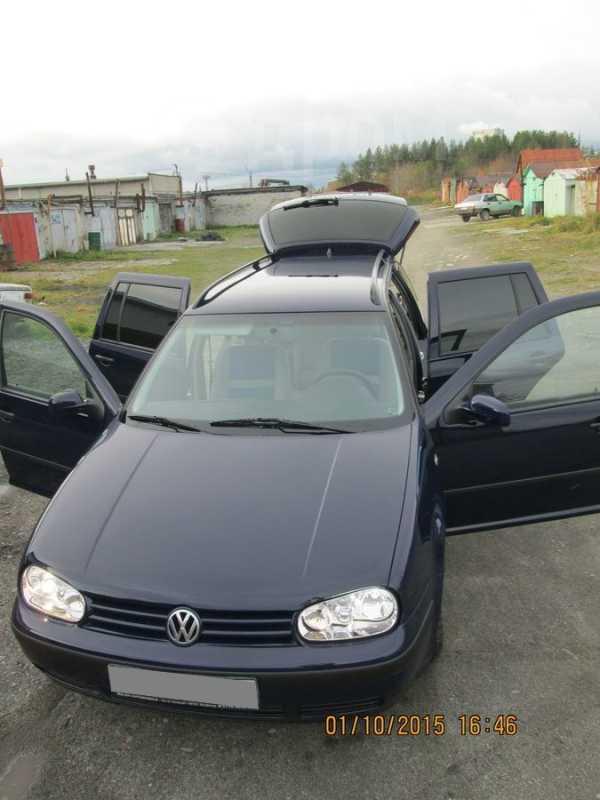 Volkswagen Golf, 2000 год, 259 000 руб.
