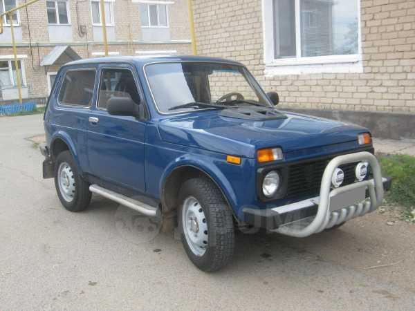 Лада 4x4 2121 Нива, 2007 год, 185 000 руб.