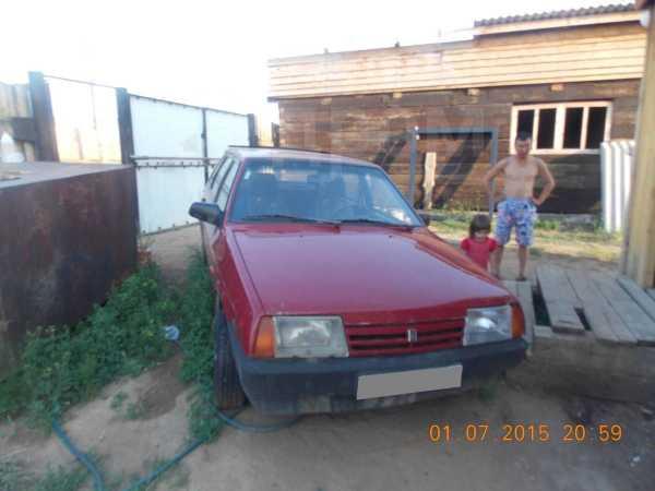 Лада 2109, 1996 год, 70 000 руб.