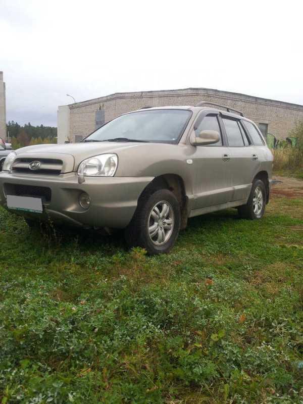 Hyundai Santa Fe, 2007 год, 500 000 руб.